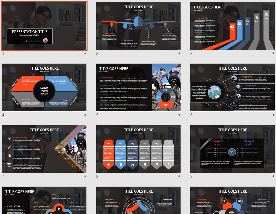Free Online Shopping Powerpoint 101675 Sagefox Free Powerpoint