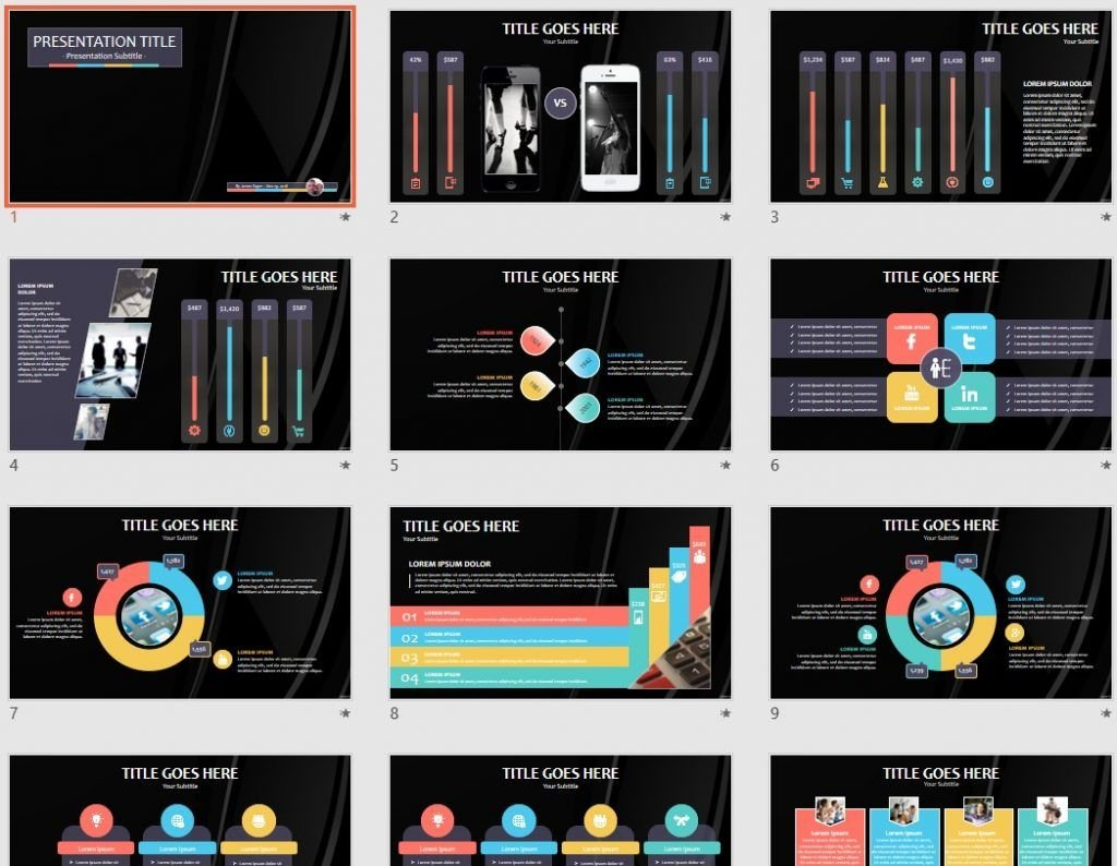 Free digital abstract powerpoint 67085 sagefox powerpoint templates abstract powerpoint toneelgroepblik Image collections