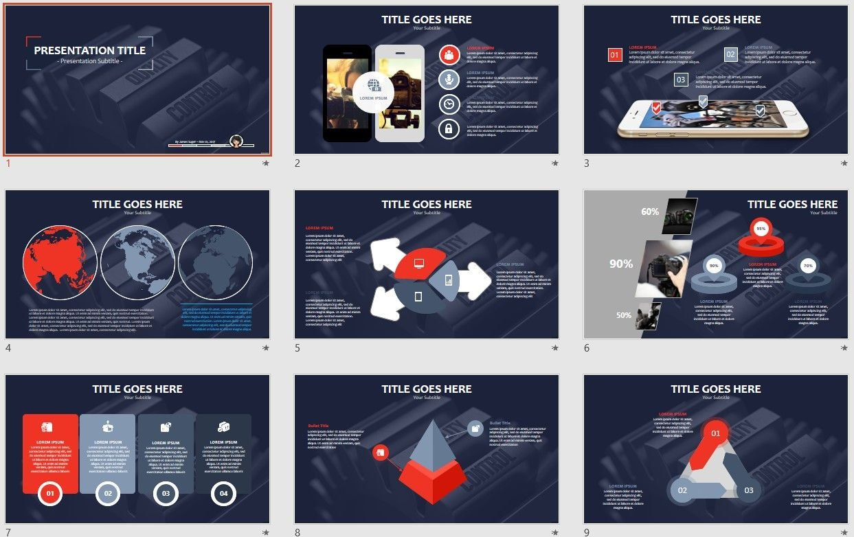 Free quality control ppt 106793 sagefox free powerpoint templates by james sager toneelgroepblik Image collections