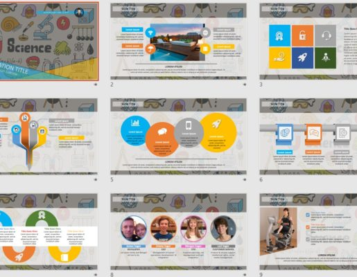 Science Powerpoint Free Science Powerpoint Templates Sagefox