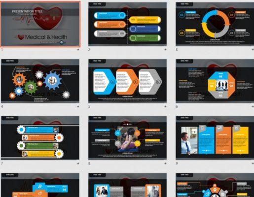 Health Powerpoint Free Health Powerpoint Templates Sagefox Free