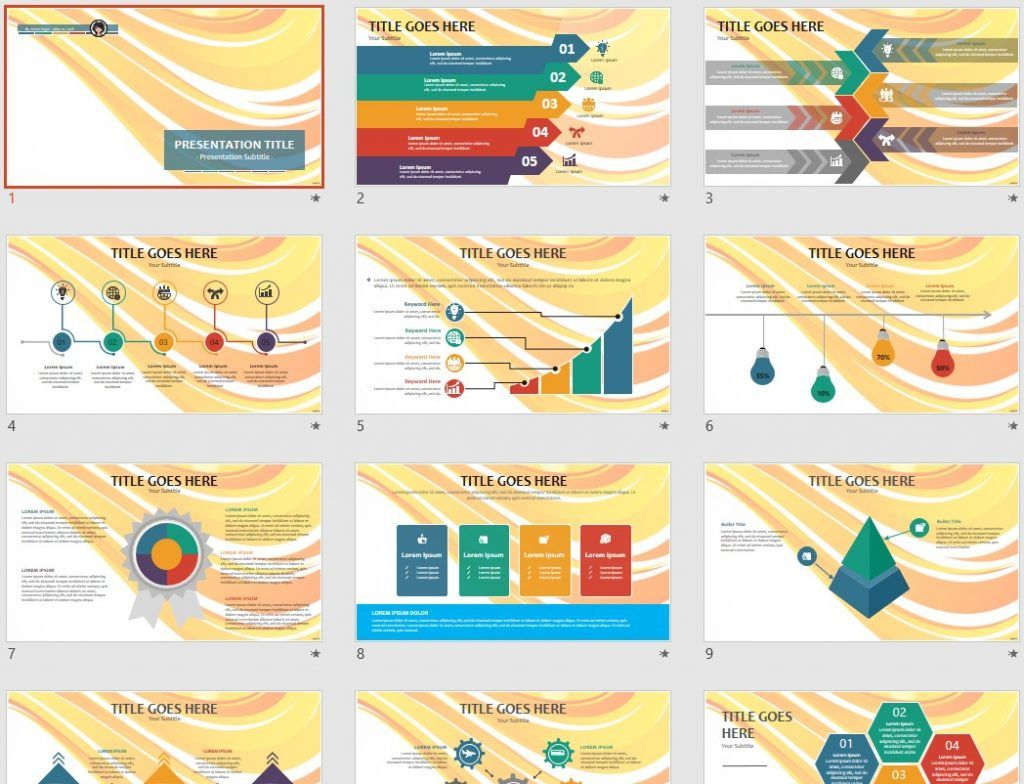 Free Abstract Powerpoint 90646 Sagefox Free Powerpoint Templates