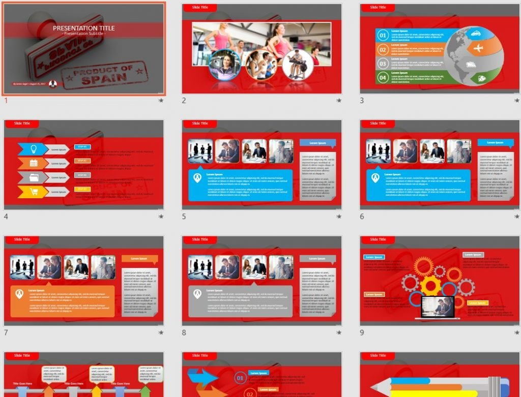 free product of spain powerpoint 56217 sagefox free powerpoint