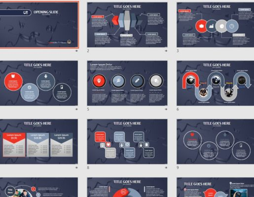Puzzle Powerpoint Free Puzzle Powerpoint Templates Sagefox Free