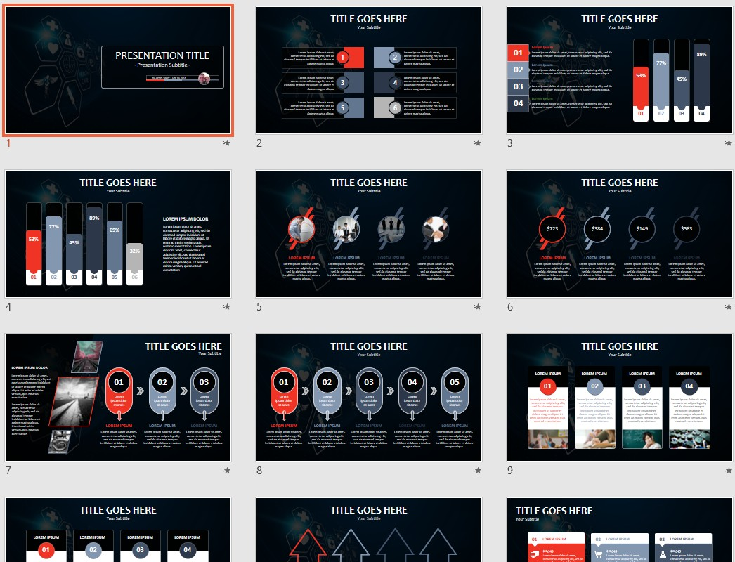 free healthcare powerpoint 121586 sagefox free powerpoint templates