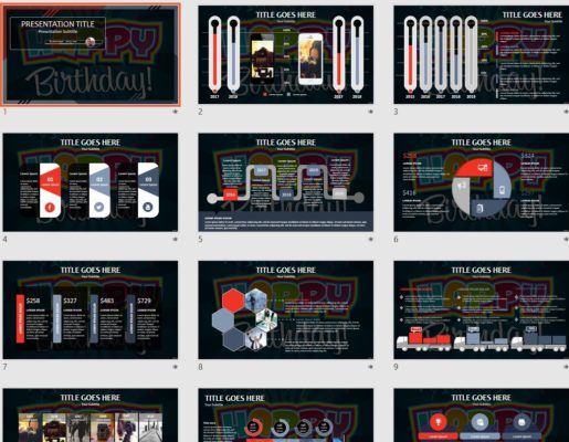 Search Results For Birthday Powerpoint Free Powerpoint Templates