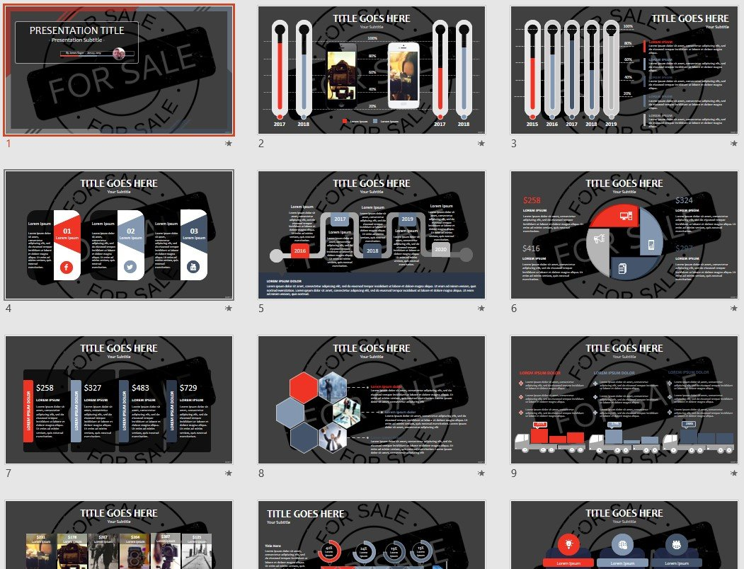 Free for sale powerpoint 123786 sagefox free powerpoint templates by james sager toneelgroepblik Images