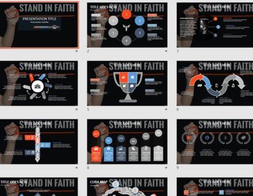 Faith Powerpoint Free Faith Powerpoint Templates Sagefox Free