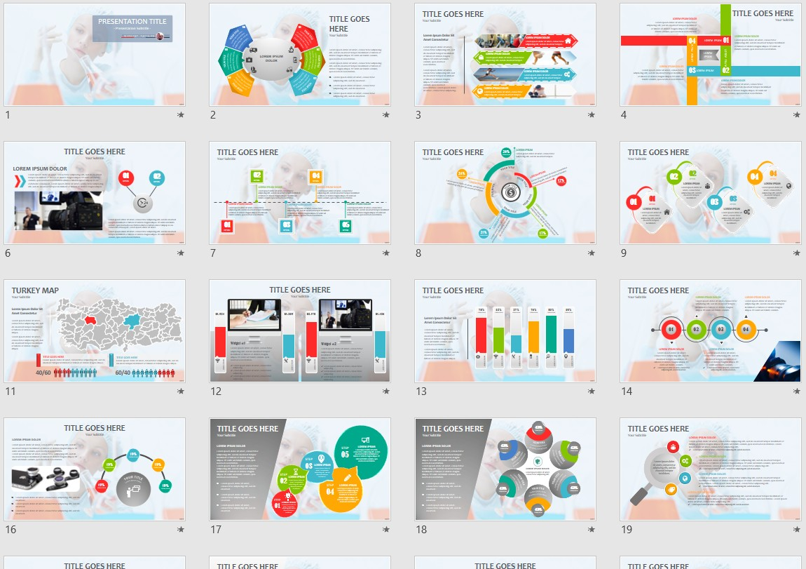 Chemistry Powerpoint Template 141336